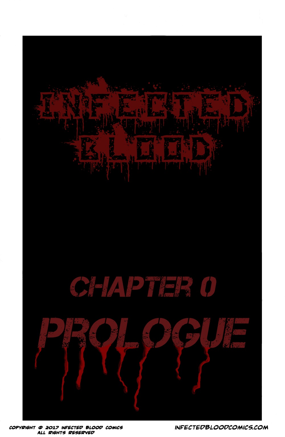 Infected Blood Prologue 000000 Cover