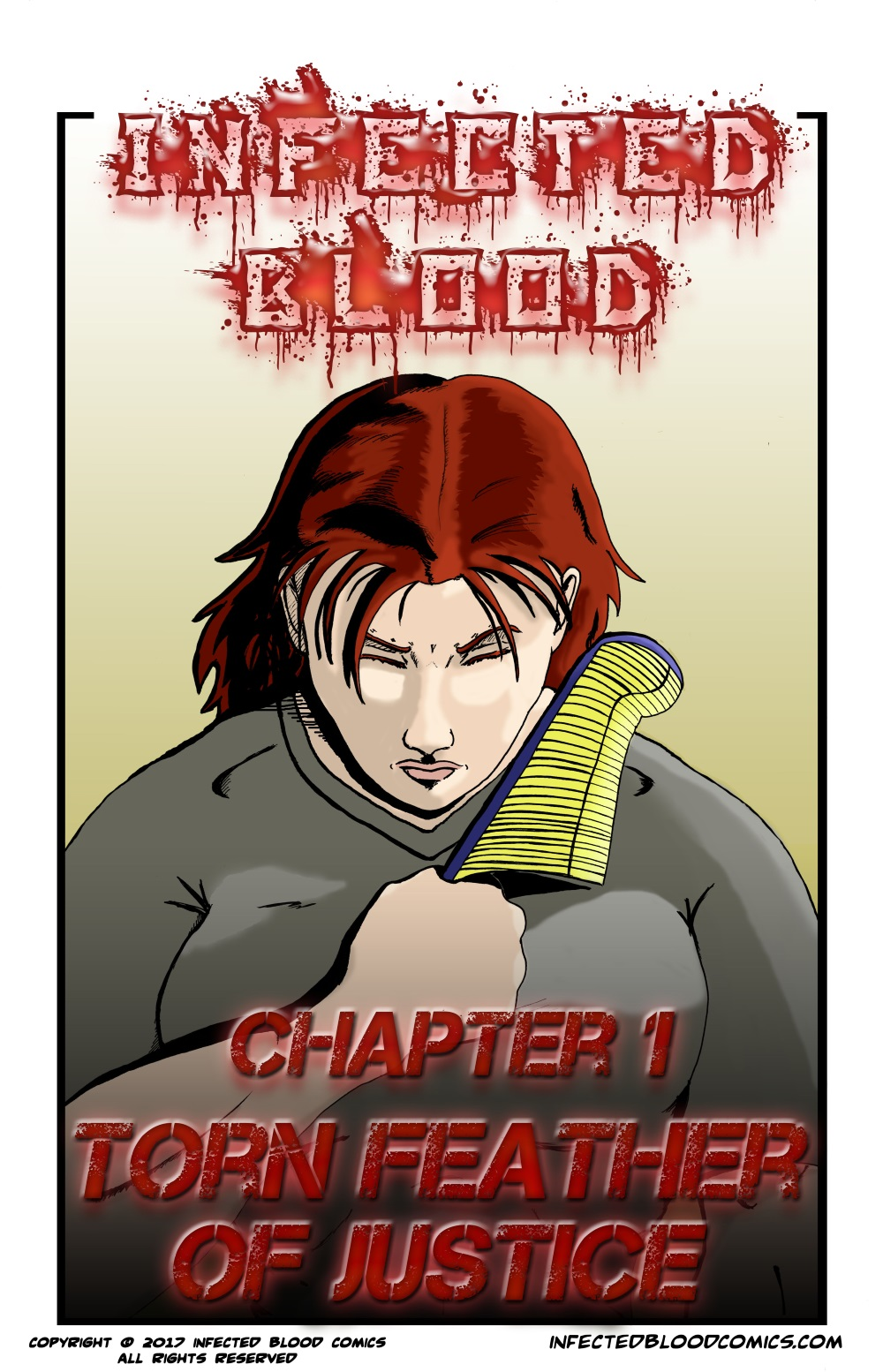 Infected Blood Chapter 1 000000 Cover