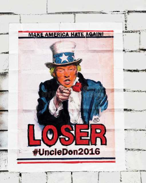 Donald Trump Uncle Sam