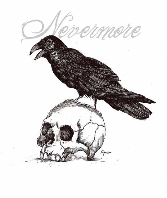 Nevermore by Timothy Ramos