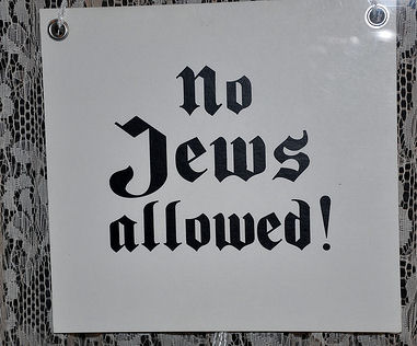 anti semite signlowed1