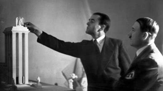 Albert Speer and Hitler