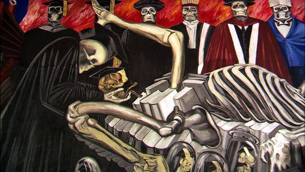 Jose Clemente Orozco Gods of the modern world