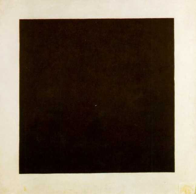painting Kasimir Malevich