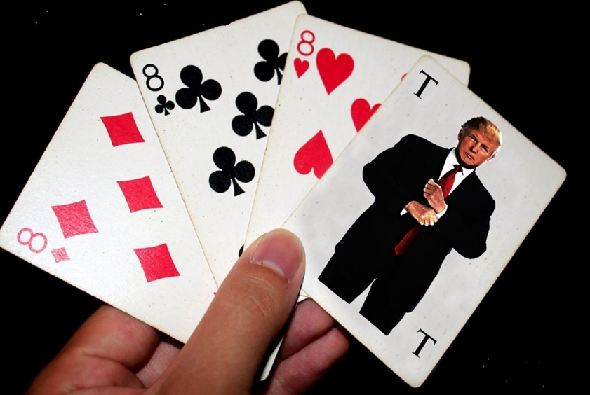 Donald Trump Card