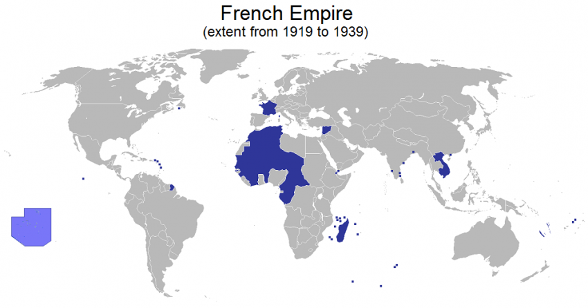French Empire 1919 1939