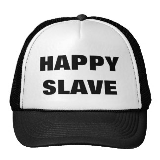 Happy Slave Cap