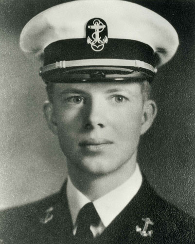 Jimmy Carter Navy