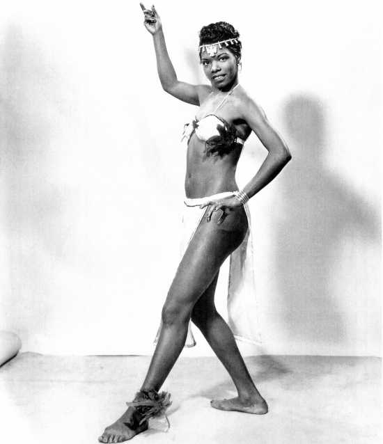Maya Angelou Dancer