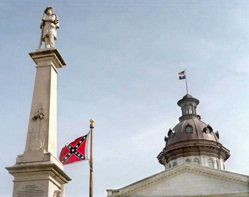 South Carolina capitol