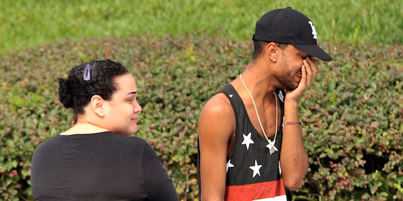 elite daily people crying orlando pulse nightclub shooting