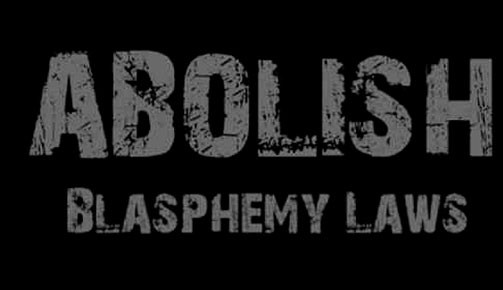 Abolish Blasphemy Laws