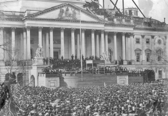 lincoln first inaugural